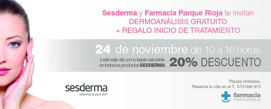 EVENTO SESDERMA BLOG