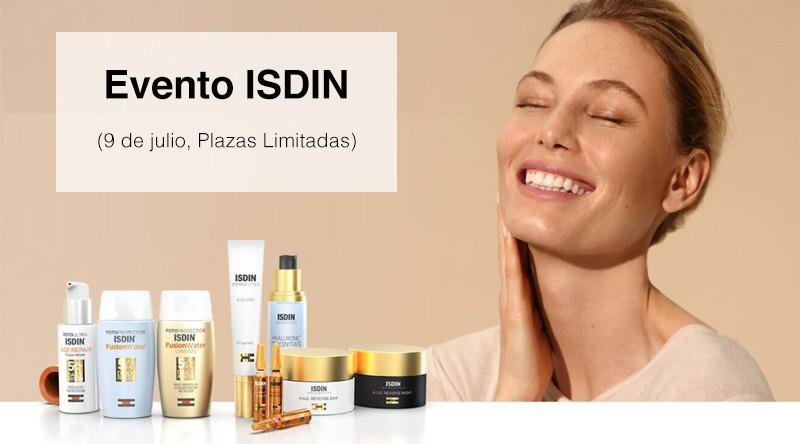 Aprende a proteger tu piel del sol con una especialista de ISDIN.