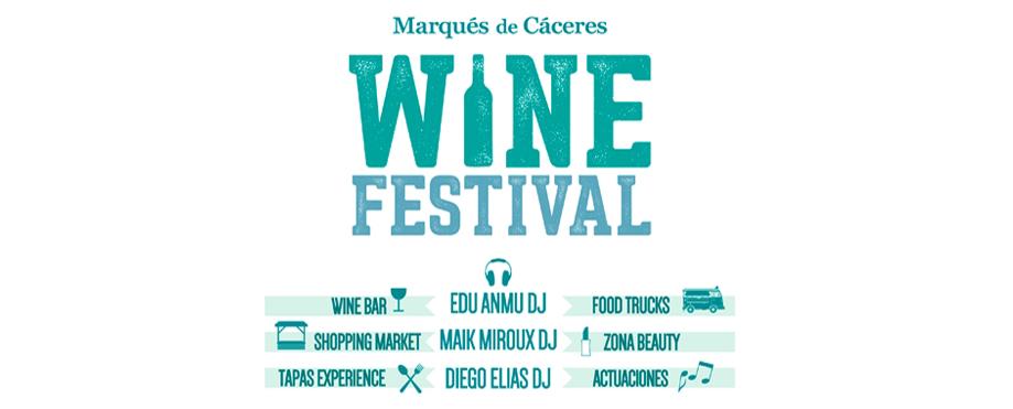 Wine Festival Marqués de Cáceres