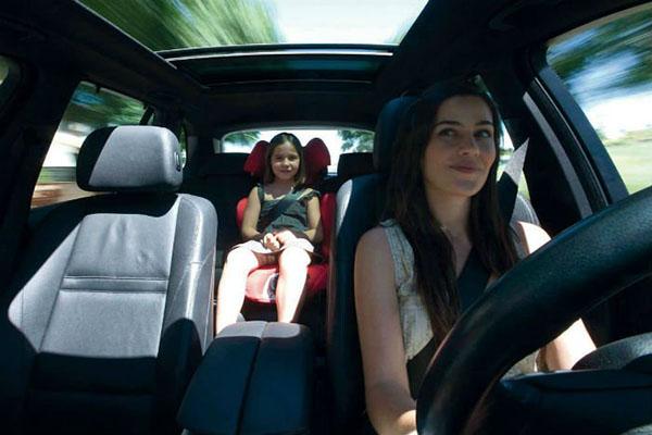 Imagen interior coche